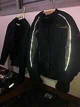 Roupa especial para motoqueiro marca tuto,  casaco,  calça e bota